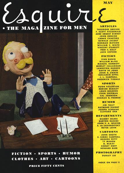 Issue: - May 1934   Esquire