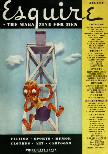 Issue: - August 1934 | Esquire
