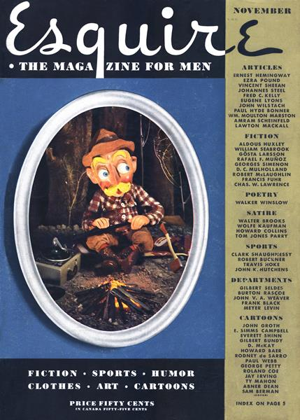 Issue: - November 1935 | Esquire