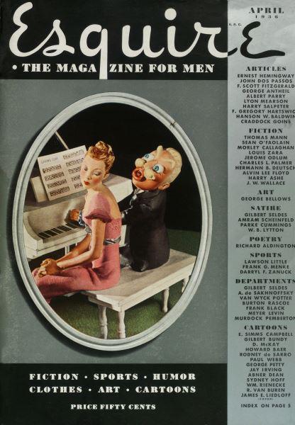 Issue: - April 1936 | Esquire