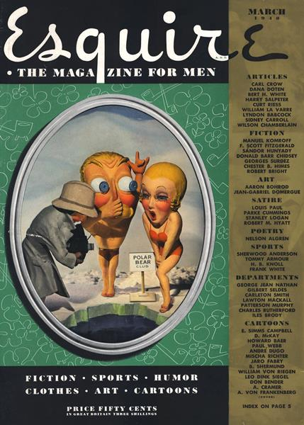 Issue: - March 1940 | Esquire