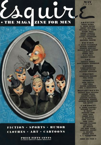 Issue: - May 1940 | Esquire