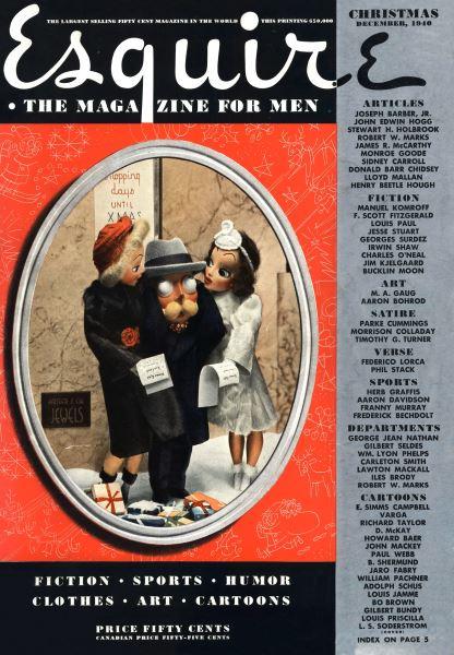 Issue: - December 1940 | Esquire