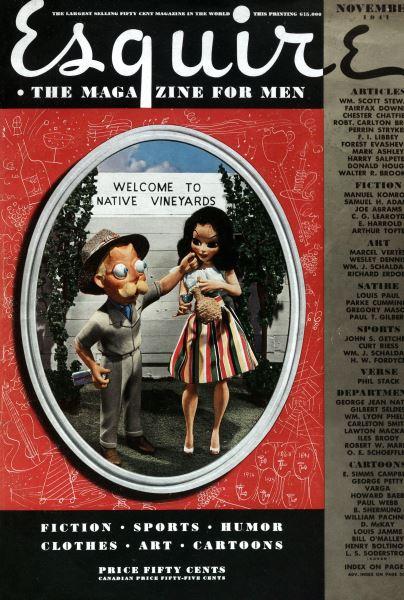 Issue: - November 1941 | Esquire