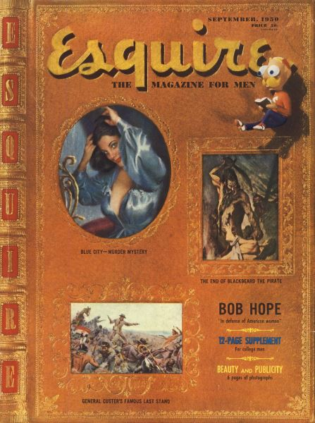 Issue: - September 1950 | Esquire