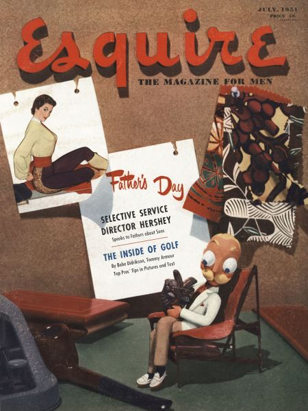 Issue: - July 1951 | Esquire