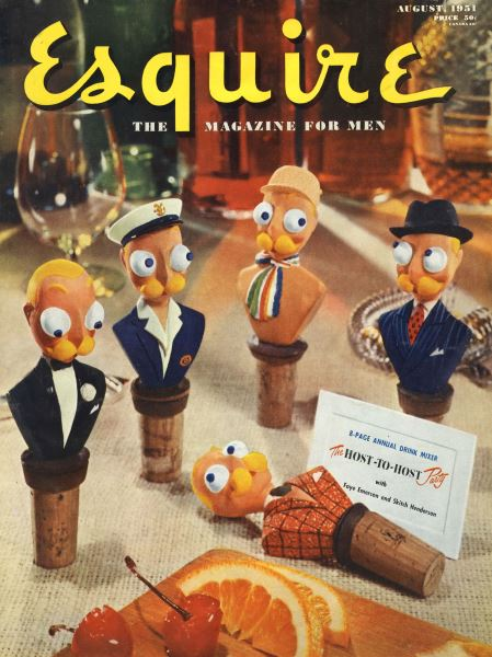 Issue: - August 1951 | Esquire
