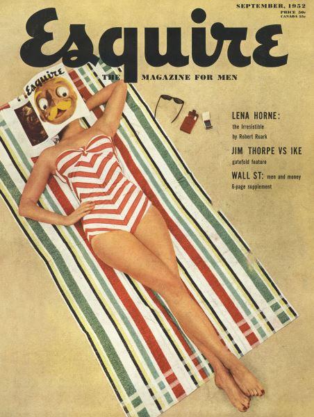 Issue: - September 1952   Esquire