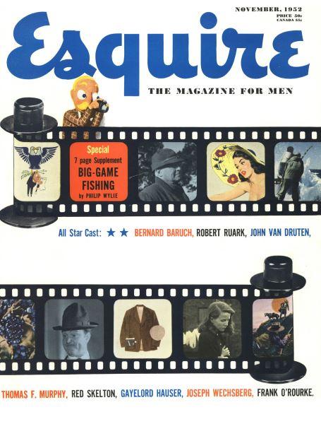 Issue: - November 1952   Esquire