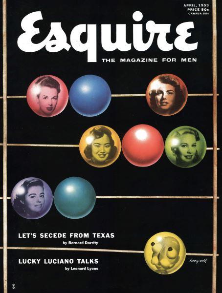 Issue: - April 1953 | Esquire