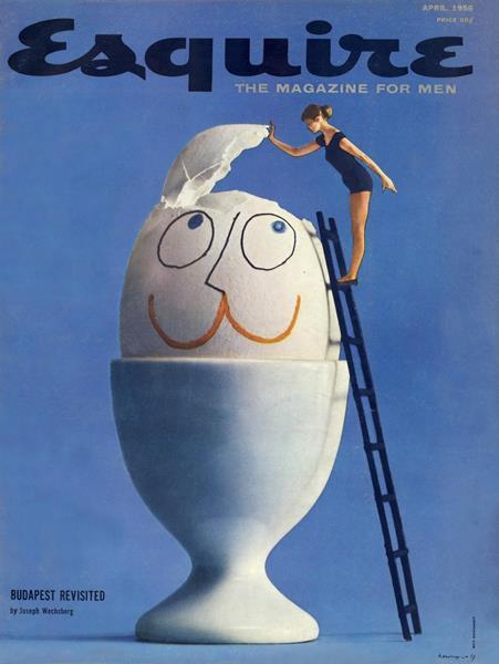 Issue: - April 1956   Esquire