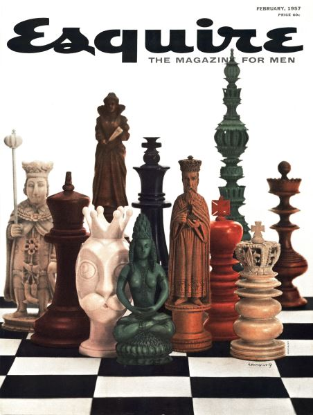 Issue: - February 1957 | Esquire