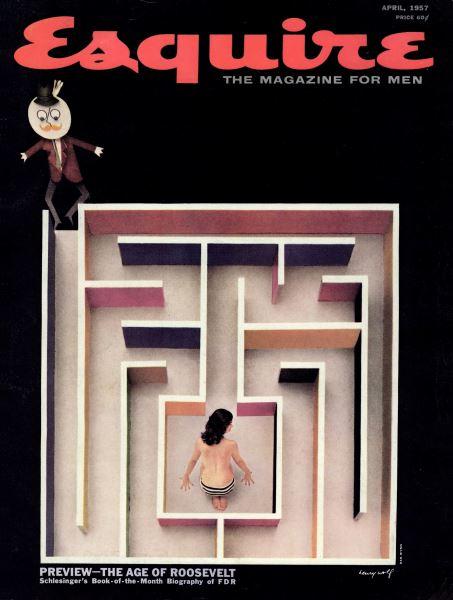 Issue: - April 1957 | Esquire