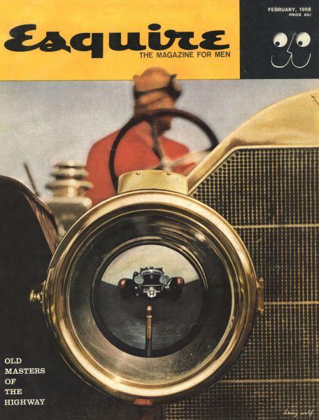 Issue: - February 1958   Esquire