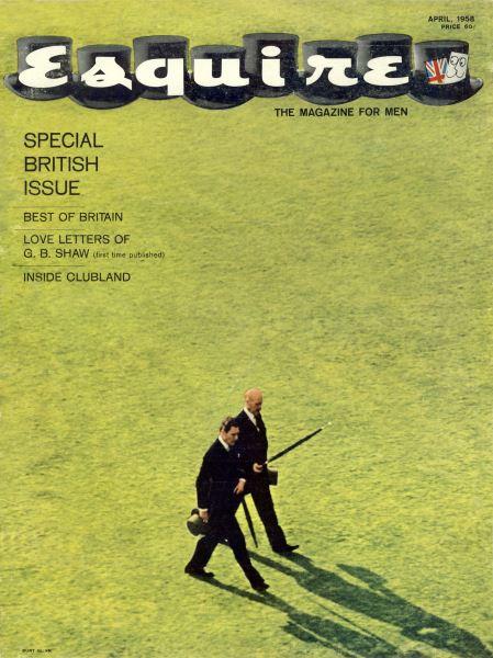 Issue: - April 1958 | Esquire