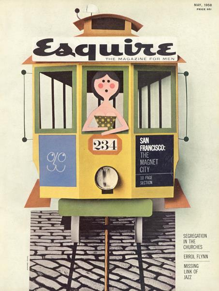 Issue: - May 1958 | Esquire