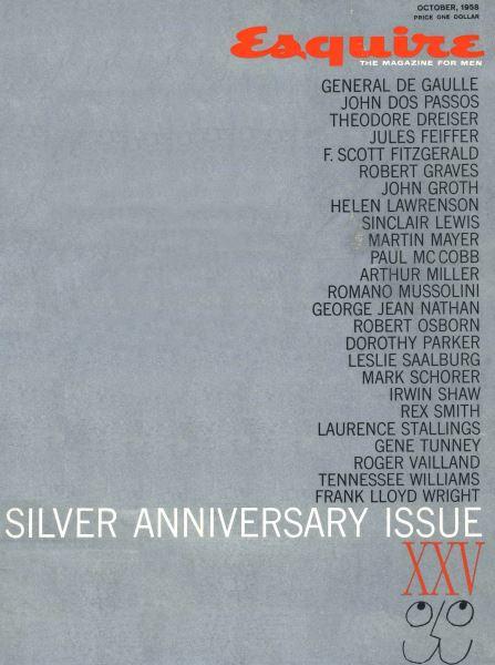 Issue: - October 1958   Esquire