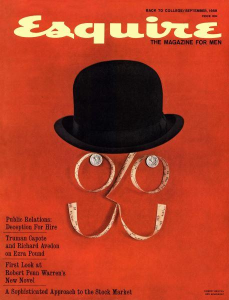 Issue: - September 1959   Esquire