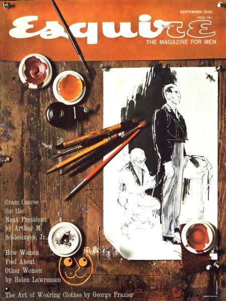 Issue: - September 1960   Esquire