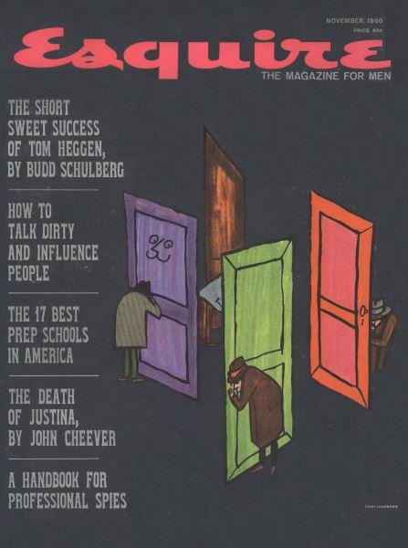 Issue: - November 1960 | Esquire