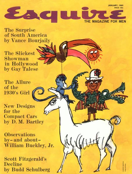 Issue: - January 1961   Esquire