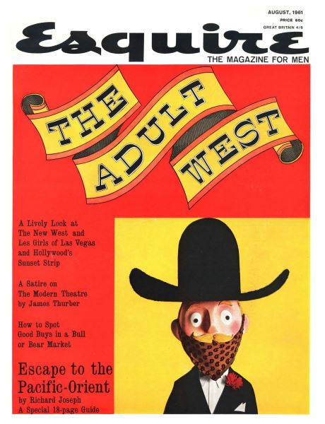 Issue: - August 1961 | Esquire