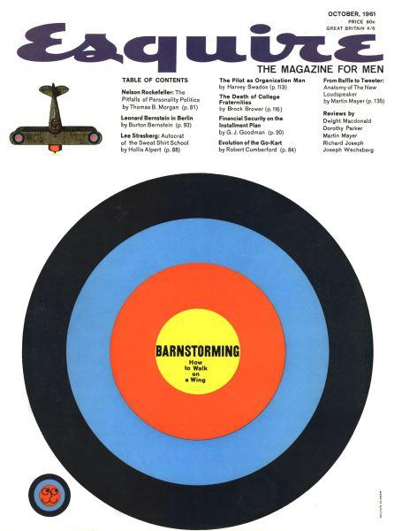 Issue: - October 1961 | Esquire