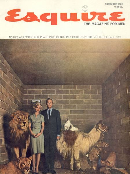 Issue: - November 1962 | Esquire