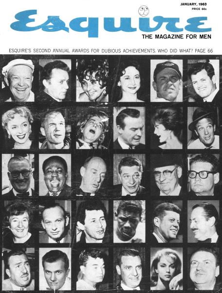 Issue: - January 1963 | Esquire