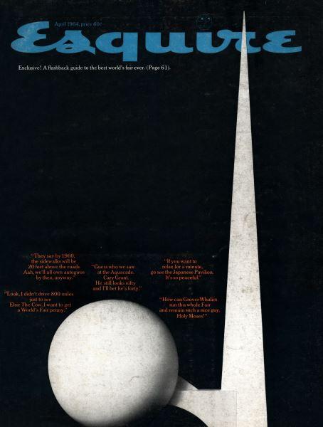 Issue: - April 1964 | Esquire