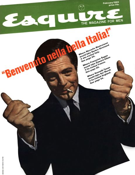 Issue: - February 1965   Esquire