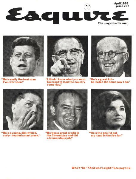 Issue: - April 1965 | Esquire