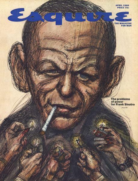 Issue: - April 1966   Esquire