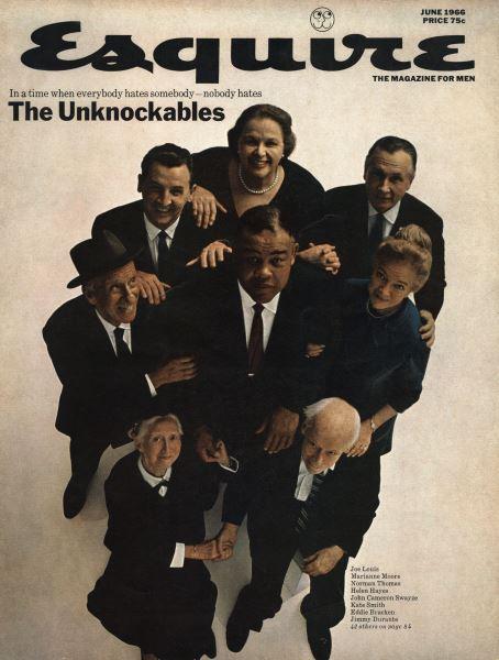 Issue: - June 1966 | Esquire