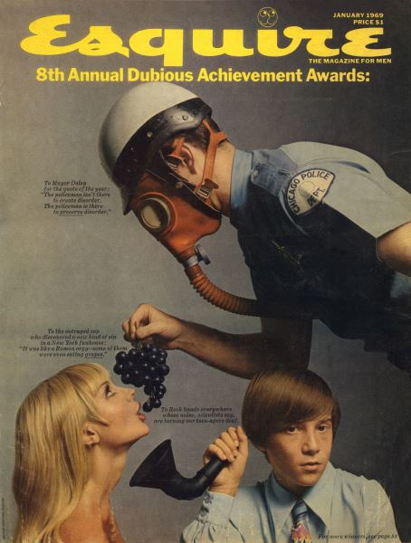 Issue: - January 1969 | Esquire