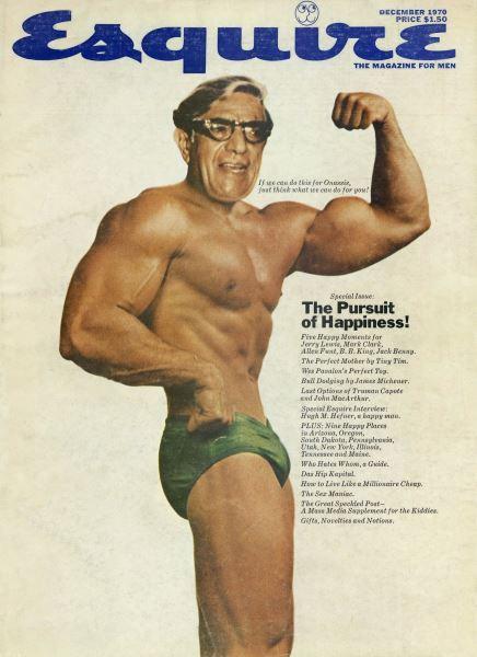Issue: - December 1970 | Esquire