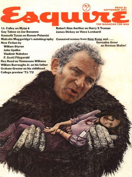 Issue: - September 1971 | Esquire