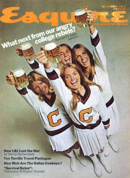 Issue: - September 1972 | Esquire