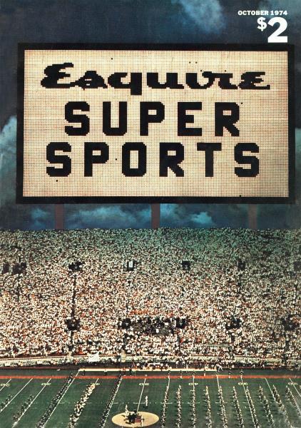 Issue: - October 1974   Esquire