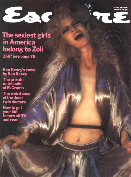 Issue: - March 1976 | Esquire