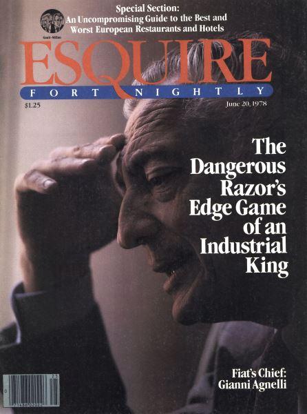 Issue: - June 20,  1978 | Esquire