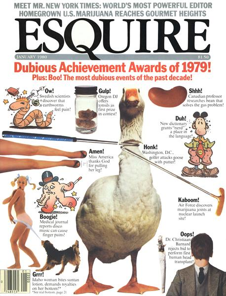 Issue: - January 1980 | Esquire