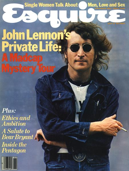 Issue: - November 1980 | Esquire