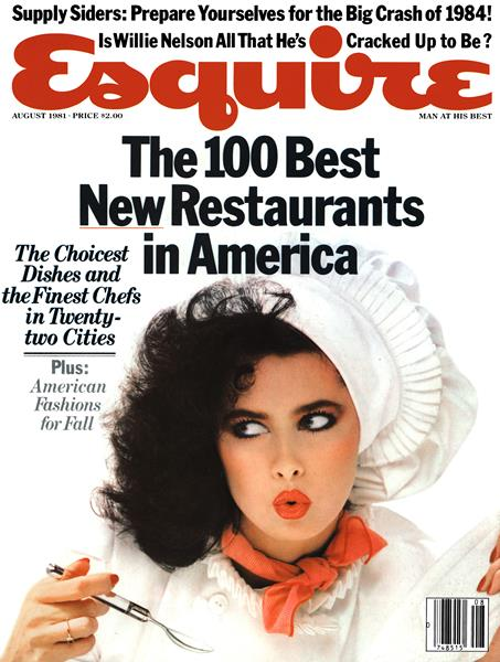 Issue: - August 1981 | Esquire