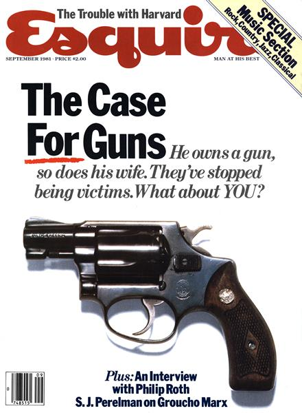 Issue: - September 1981 | Esquire