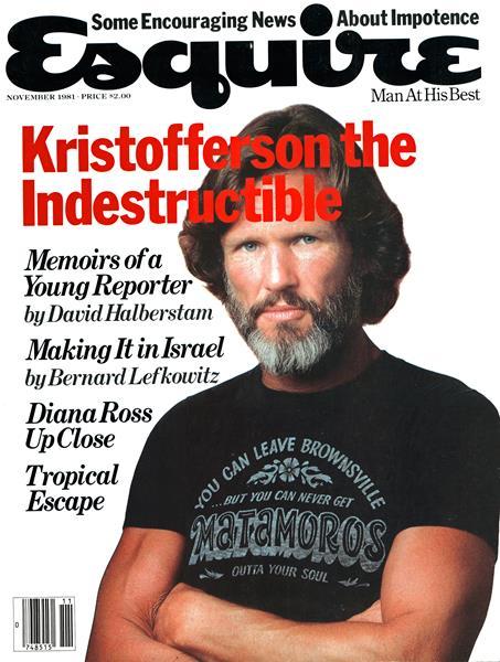 Issue: - November 1981   Esquire