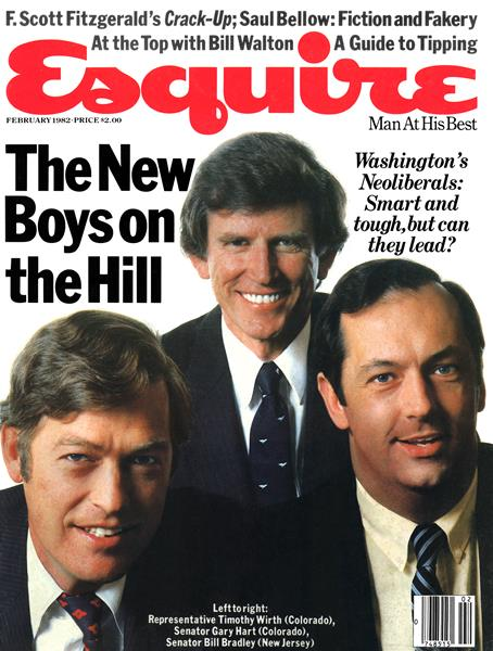 Issue: - February 1982 | Esquire