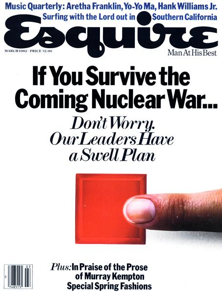 Issue: - March 1982   Esquire