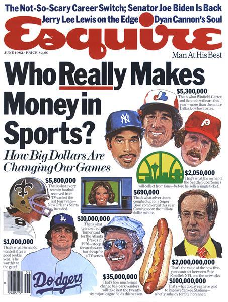 Issue: - June 1982   Esquire