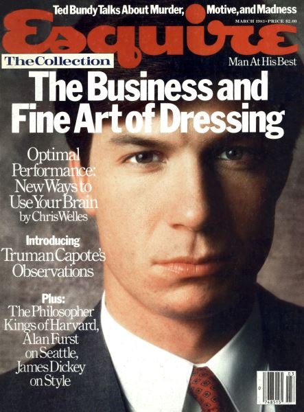 Issue: - March 1983 | Esquire